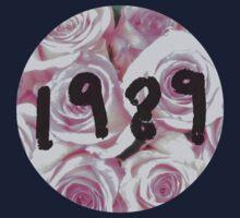 1989 (Floral) Kids Tee