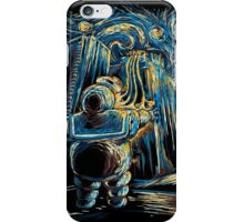 Van Goghstbusters iPhone Case/Skin