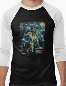 Van Goghstbusters Men's Baseball ¾ T-Shirt