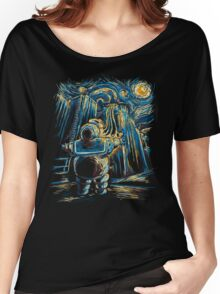 Van Goghstbusters Women's Relaxed Fit T-Shirt