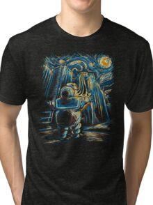 Van Goghstbusters Tri-blend T-Shirt