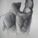 Male Nude by Kelly Boyle