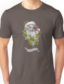 Craft Beer Santa - Cheers! Unisex T-Shirt