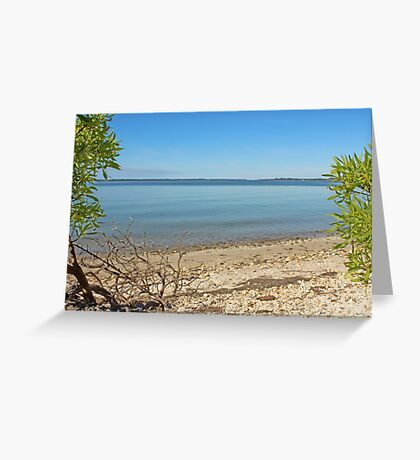 Tranquil & Calm... Greeting Card