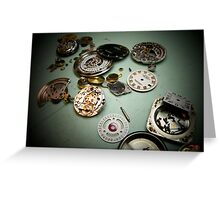 The ROLEX.... Greeting Card