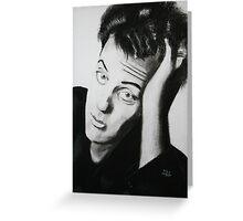 Billy Joel Greeting Card