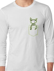 Pocketbuddy3 Long Sleeve T-Shirt
