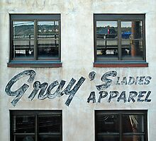 Shades of Gray  by Ethna Gillespie