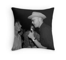 untitiled Throw Pillow