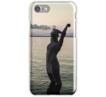Lady of the lake.  iPhone Case/Skin