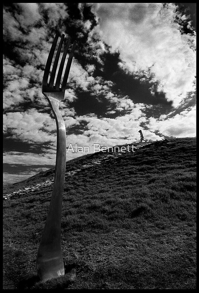 Fork by Alan Bennett