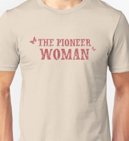 Pioneering women Unisex T-Shirt