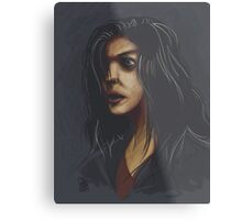 Gwen Cooper: Long Day at the Office Metal Print