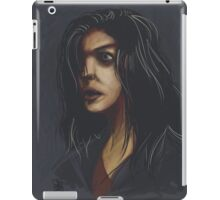 Gwen Cooper: Long Day at the Office iPad Case/Skin