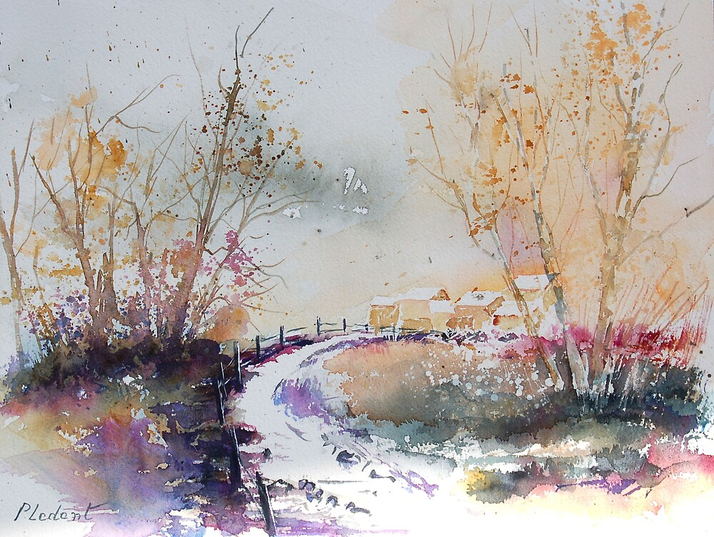 Watercolor 010707 by calimero