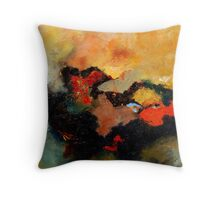 abstract80800607 Throw Pillow