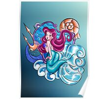 The Mermaid Princess Poster