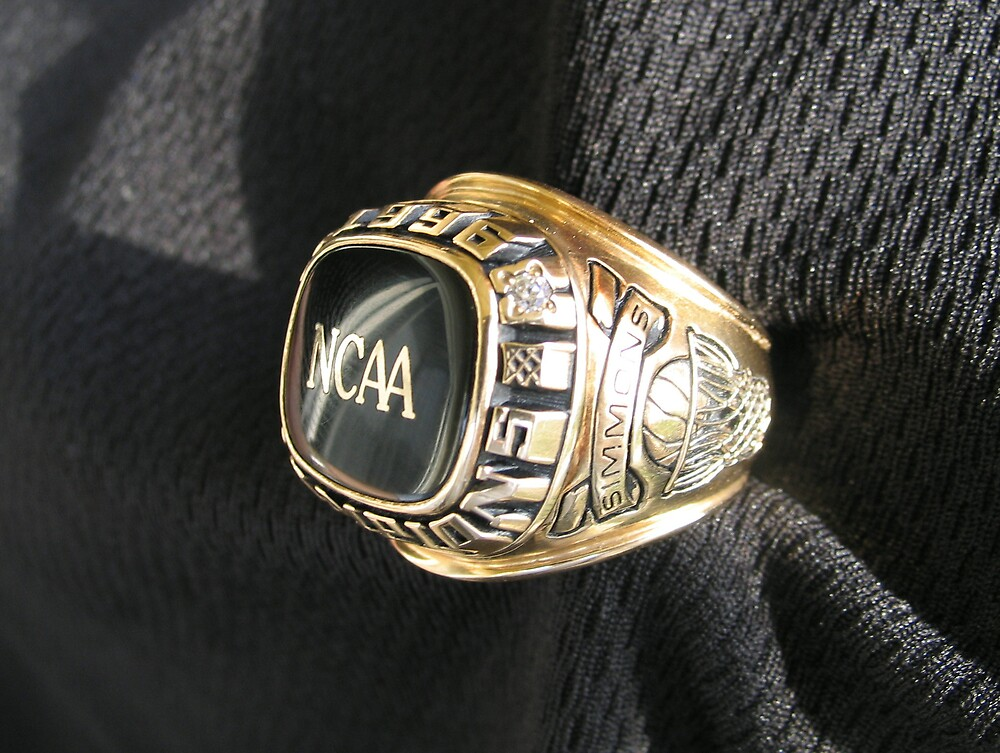 NCAA Championship Ring by John  Simmons