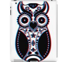 Stereoscopic Sugar Bird iPad Case/Skin