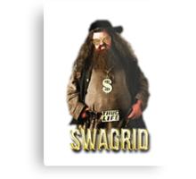 swagrid Metal Print