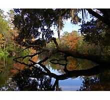Fall River Reflections 2 Photographic Print