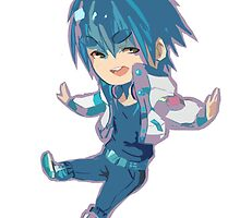 Aoba Chibi by clouzel