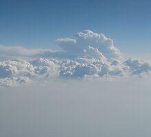 Cloudscape by Petra Sonderegger