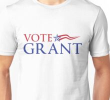 Fitz for Prez Unisex T-Shirt