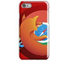 Browser mashup iPhone Case/Skin