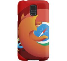 Browser mashup Samsung Galaxy Case/Skin