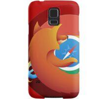 Browser mashup Samsung Galaxy Case/Skin