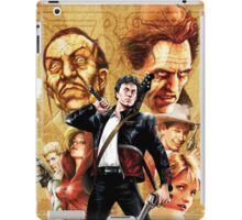 BUCKAROO BANZAI comic book cover! iPad Case/Skin