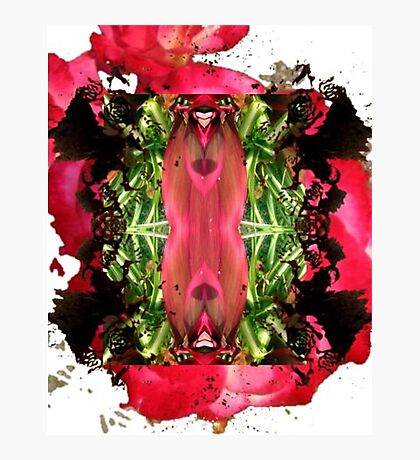 Glamour Mess Photographic Print