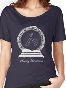 Christmas Sci-Fi - IV Women's Relaxed Fit T-Shirt