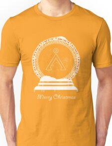 Christmas Sci-Fi - IV Unisex T-Shirt