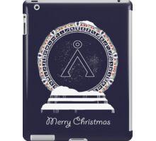 Christmas Sci-Fi - IV iPad Case/Skin