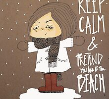 COLD DAYS- KEEP CALM by MUYOU