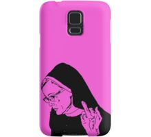 Sister Jude Middle Finger Samsung Galaxy Case/Skin