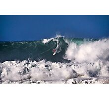 Andy Irons At 2009 Quiksilver in Memory of Eddie Aikau Contest 3 Photographic Print