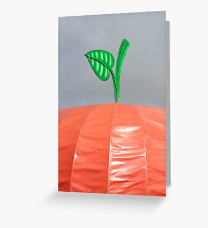 Big Apple Greeting Card