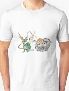 Attack of the Dragon Unisex T-Shirt
