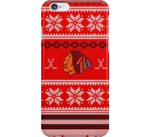 Hawksmas Sweater iPhone Case/Skin