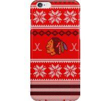 Hawksmas Sweater iPhone Case/Skin