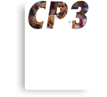 CP3 Canvas Print