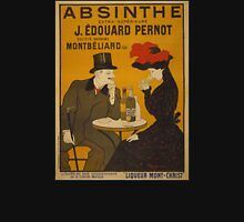 'Absinthe' by Leonetto Cappiello (Reproduction) Unisex T-Shirt