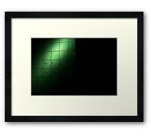 Long Night Framed Print