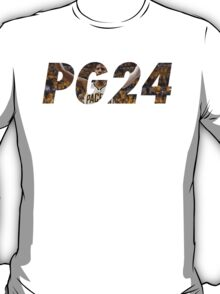 Paul George - PACERS - #24 T-Shirt
