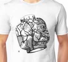 Veins of head Unisex T-Shirt