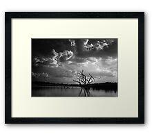 Canyon Lake Framed Print