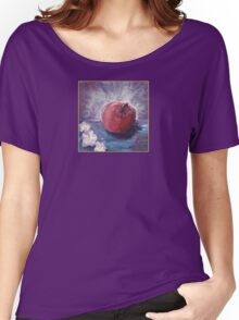 Spring Apple Women's Relaxed Fit T-Shirt